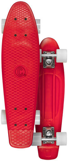 Skateboard Choke Juicy Susi Red 600075