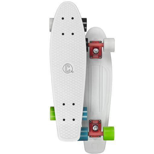 Skateboard Choke Juicy Susi white 600075