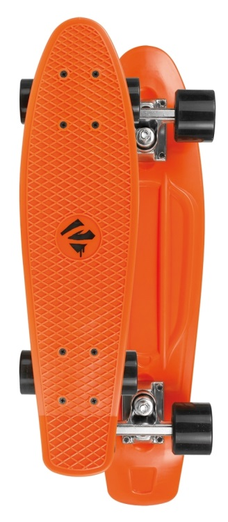 Skateboard Choke Juicy Susi orange 600075
