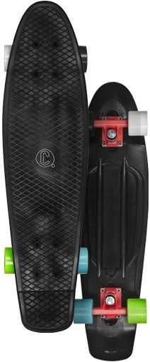 Skateboard Choke Juicy Susi black - 600075