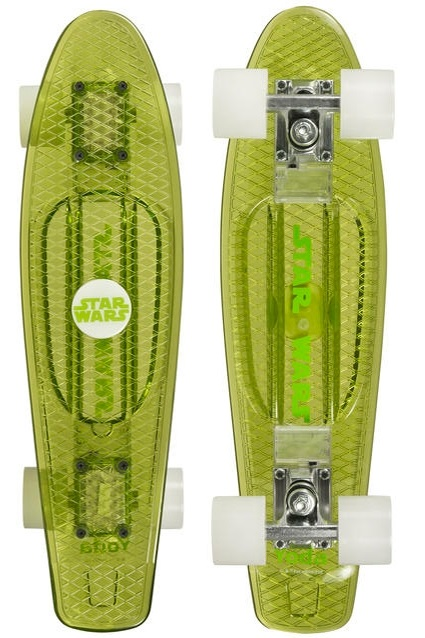 skateboard Juicy Susi STAR WARS Yoda 901567
